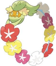 Comfey flower pokemon
