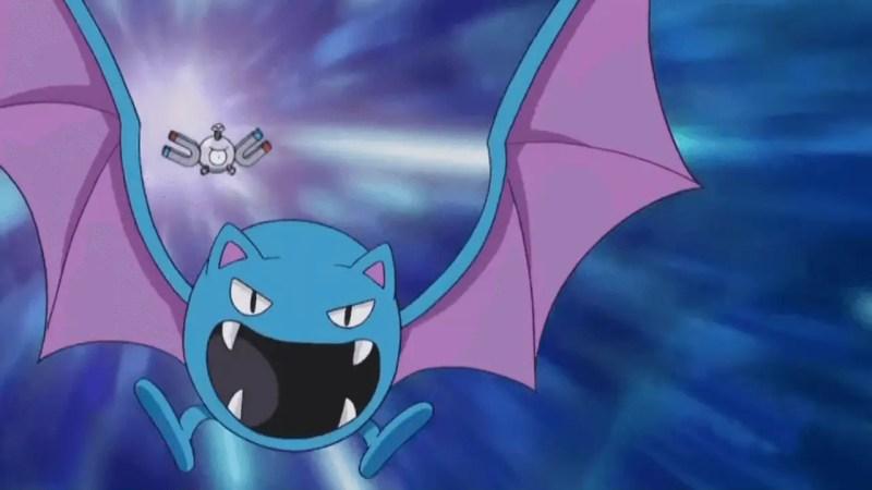 Golbat bat pokemon