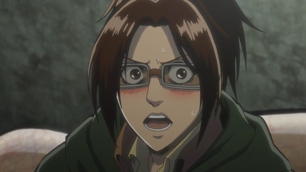 Hange Zoe From Attack on Titan!