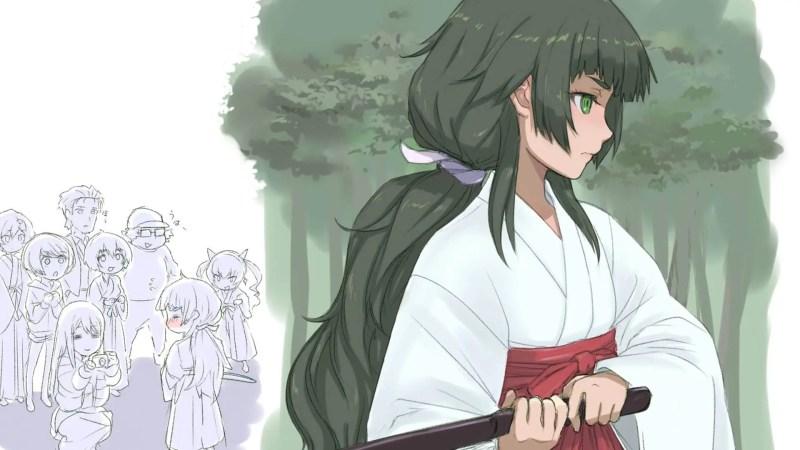 Maho Hiyajo From Steins;Gate 0