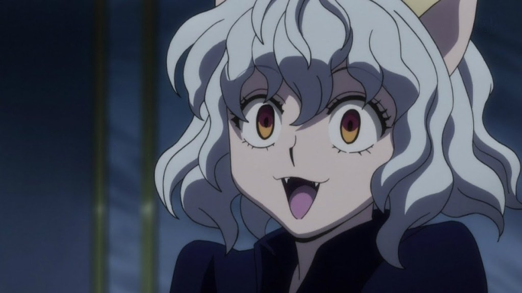 Neferpitou From Hunter x Hunter