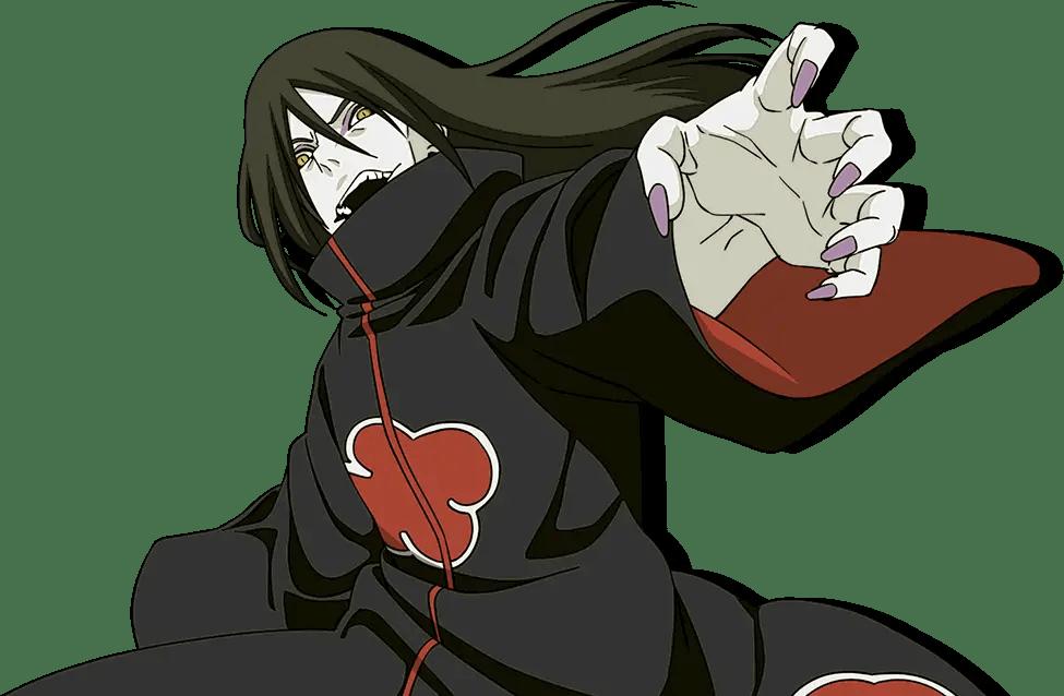 Orochimaru From Naruto