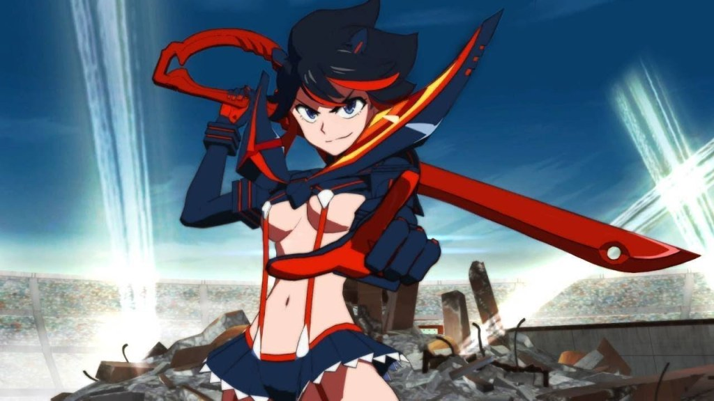 Ryuuko Matoi From Kill la Kill