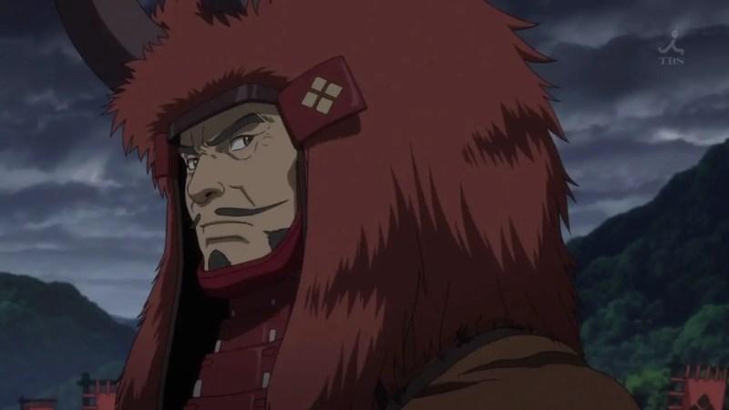 Takeda Shingen From Sengoku Basara series