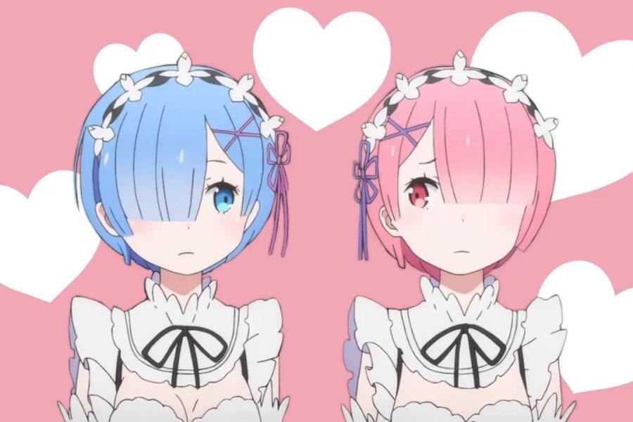 Anime girls with short hair