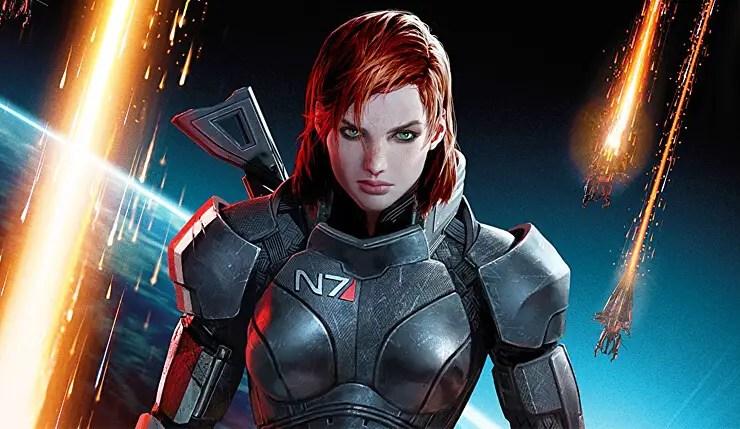 Mass Effect Trilogy (2007-2012)