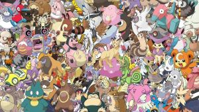 Normal Type Pokémon