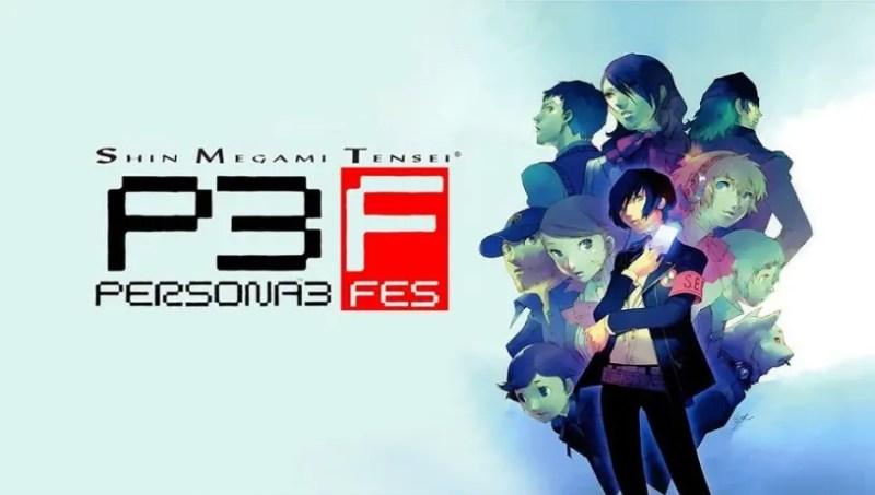 Persona 3 FES (2008)