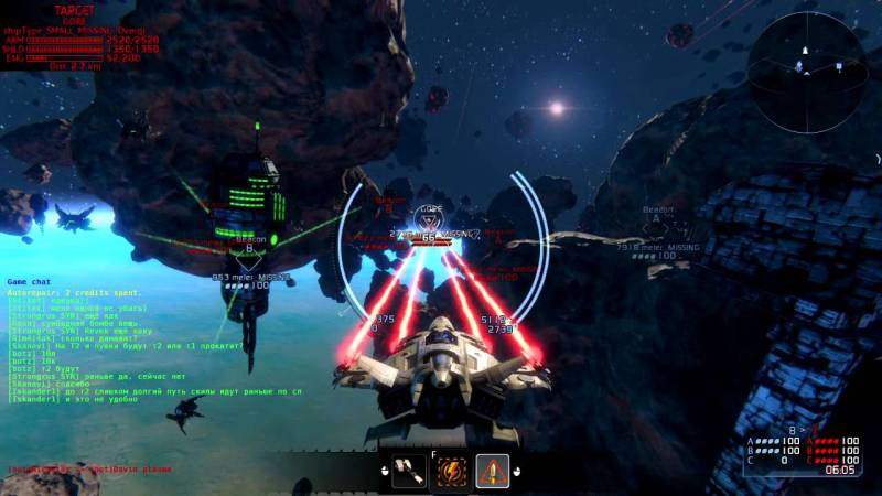 space exploration games  Star Conflict (2012)