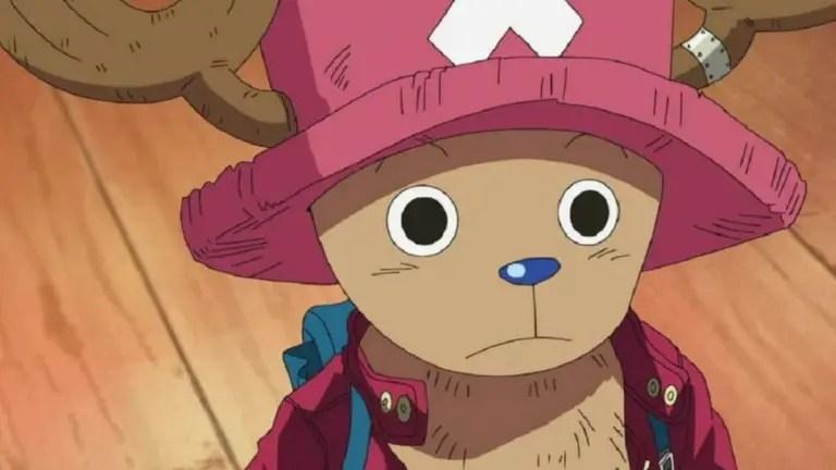 Tony Tony Chopper From One Piece
