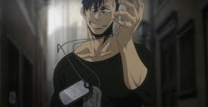 Yakuza Anime