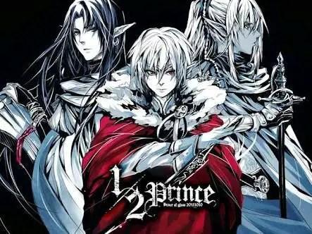 1/2 Prince