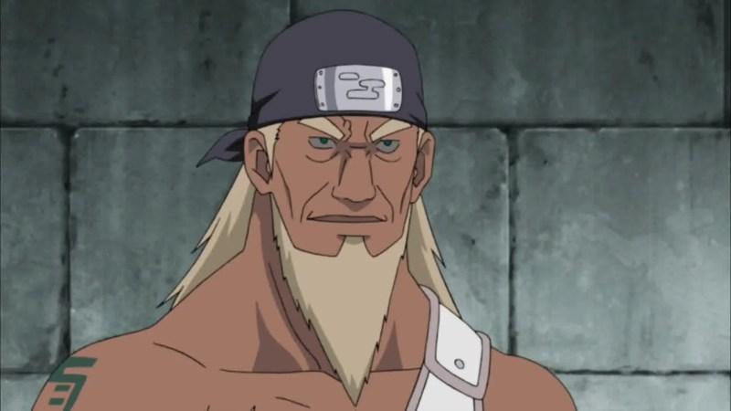 Ay (Thrid Raikage) From Naruto