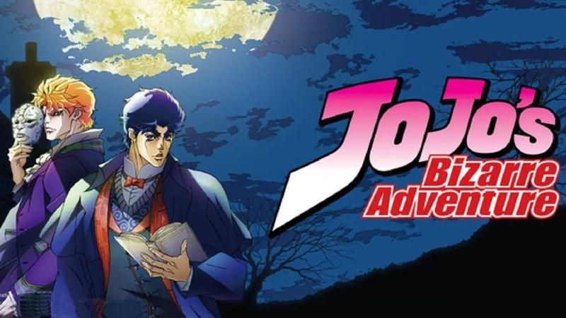 JoJo's Bizarre Adventure watch order