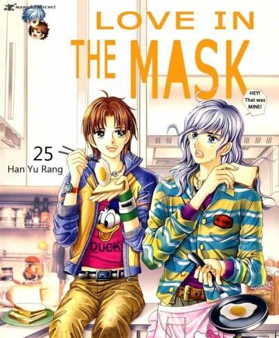 Love In The Mask Manhwa