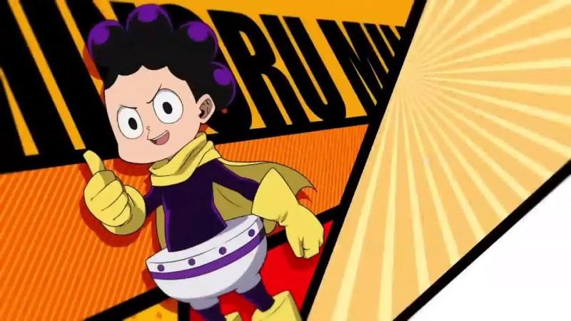Minoru Mineta From Boku no Hero Academia