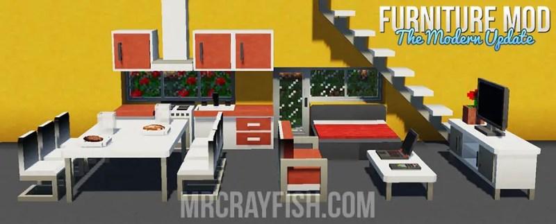 MrCrayfish Furniture Mod