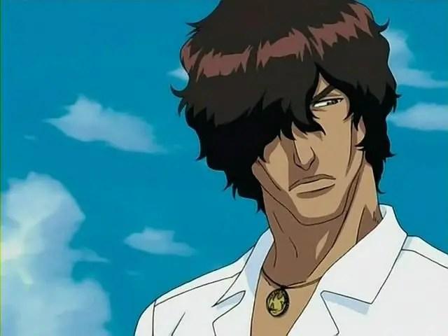 Sado Yasutora From Bleach
