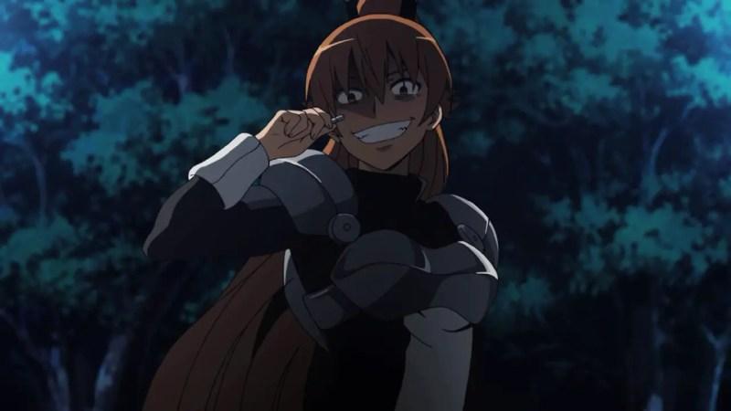 Seryuu Ubiquitous From Akame ga Kill