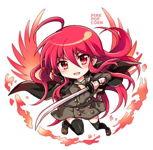 Shakugan no Shana Movie Special