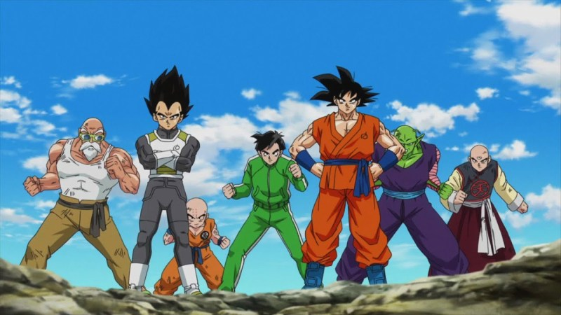 Dragon Ball Z: Ressurection 'F'