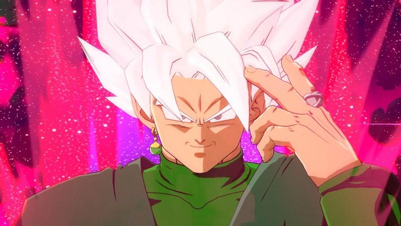 Goku Black Skin Recolor