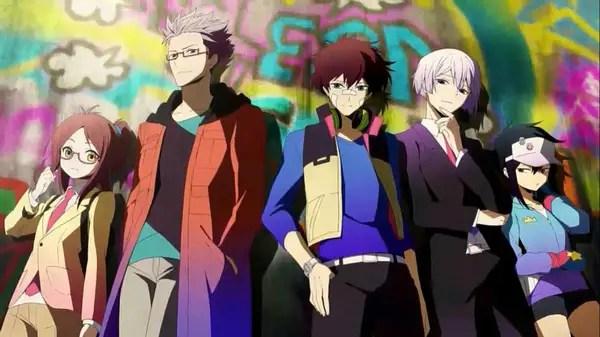 Hamatora Anime Like My Hero Academia