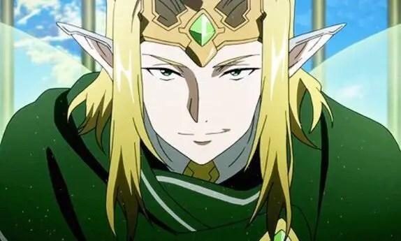 Oberon sao character
