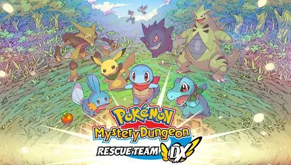 Rescue Team DX