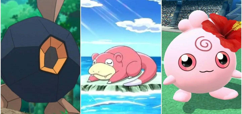 Slowest Pokémon