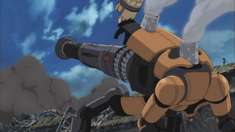 The Mecha-Naruto Two-Parter