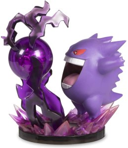 Gengar Shadow Ball Figure
