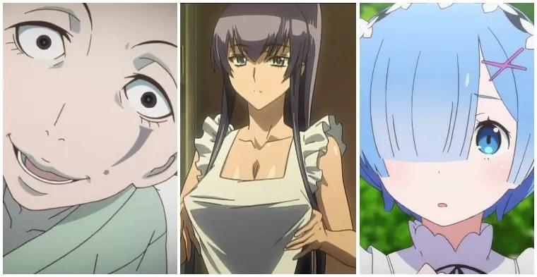 Anime Girl Hairstyle