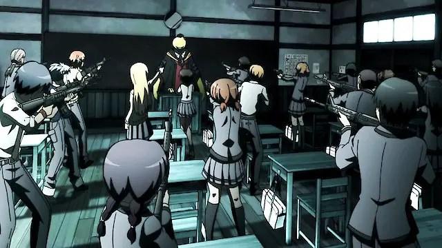 Assassination Classroom Second Season