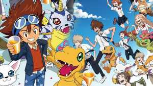 Digimon Adventure Characters