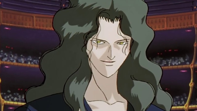 Elder Toguro From Yuu☆Yuu☆Hakusho