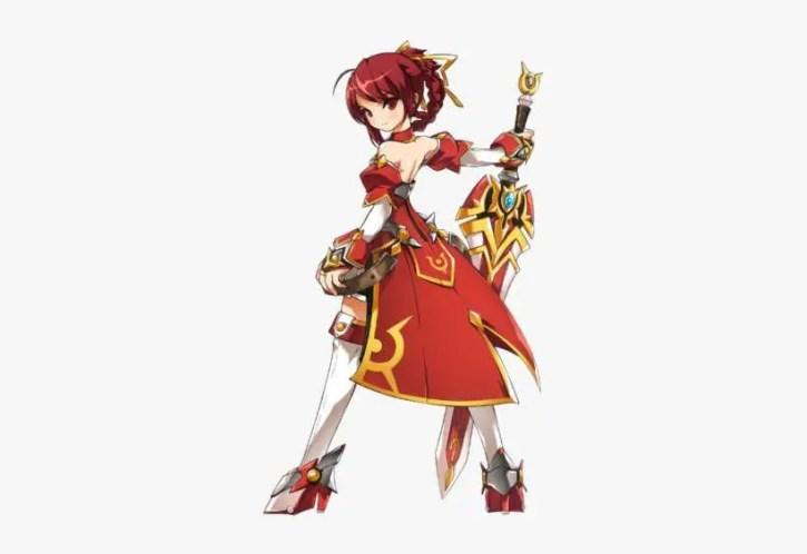 Elesis (Free Knight)