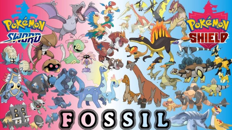 Fossil Pokémon