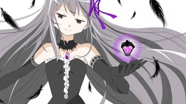 Homura Akemi (Mahou Shoujo Madoka Magica)