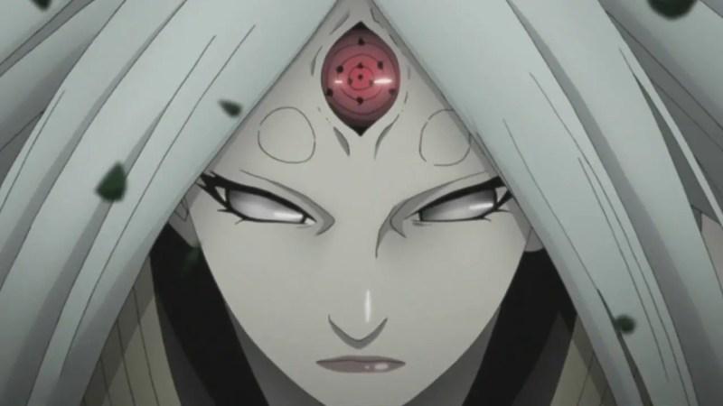 Kaguya Otsutsuki From Naruto Shippuden