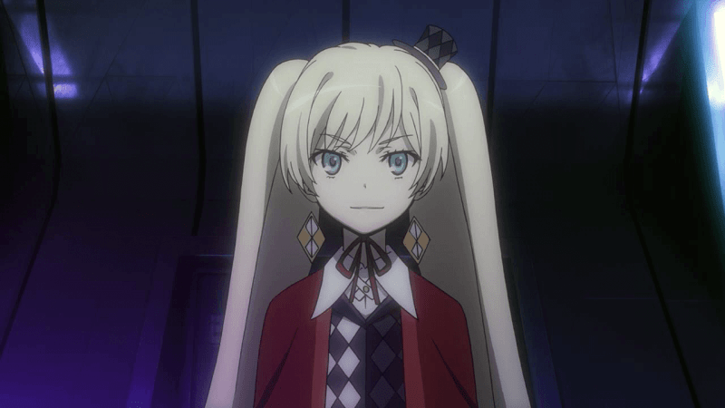 Ladylee Tangleroad From A Certain Magical Index the Movie: The Miracle of Endymion