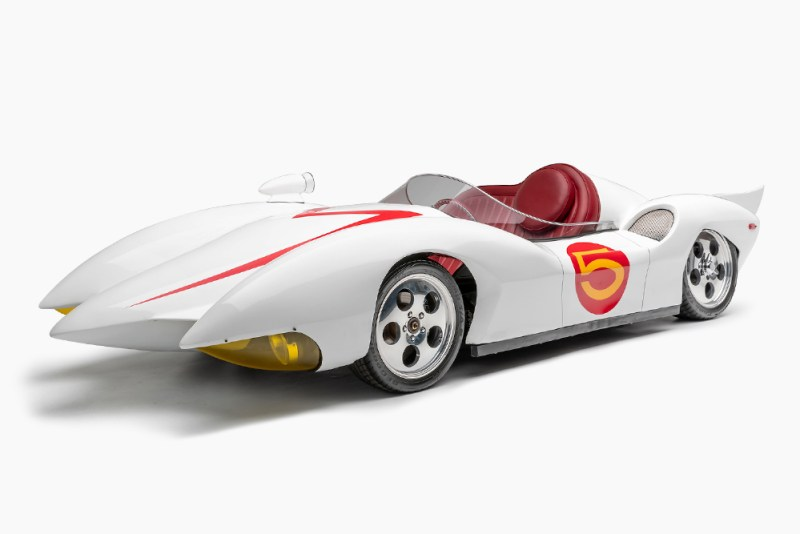 Mach 5 From Speed Racer