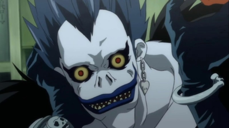 Ryuk From Death Note