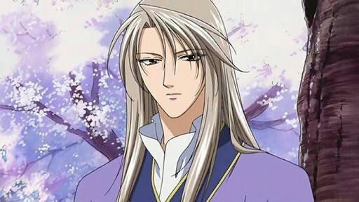 Ryuuki Shi from The Story of Saiunkoku