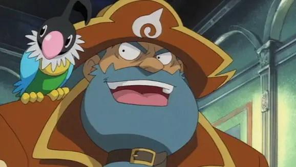 The Phantom From Pokemon