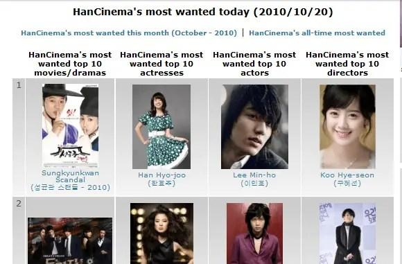 Hancinema