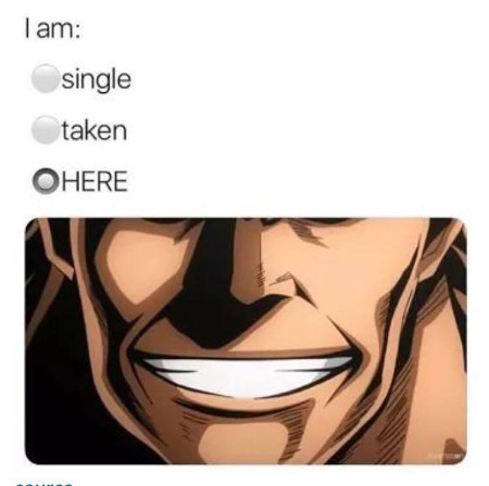 All Might FTW!