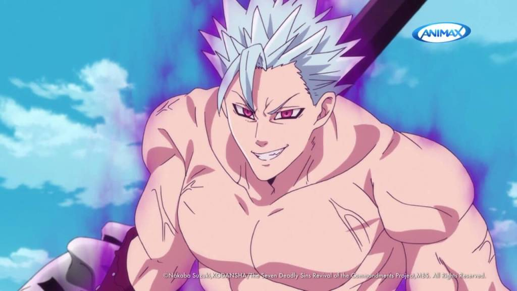 Ban From Seven Deadly Sins