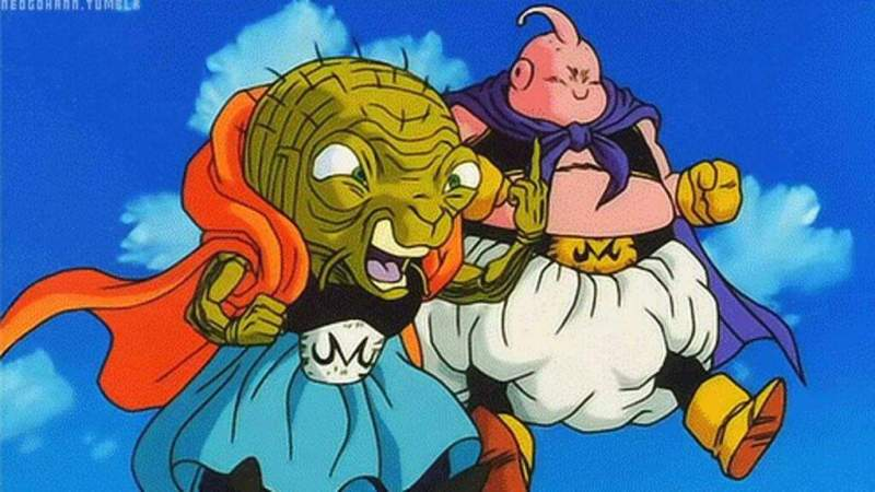 Bibidi, Babidi and Buu From Dragon Ball Z