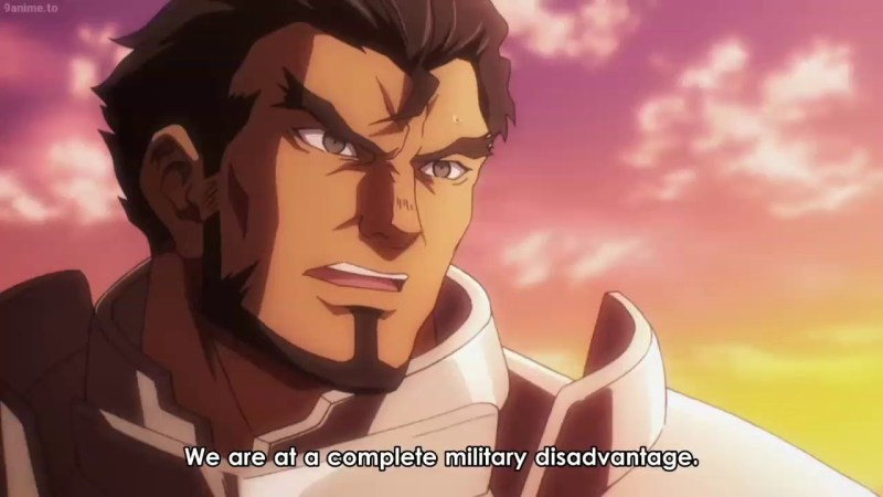 Gazef Stronoff From Overlord